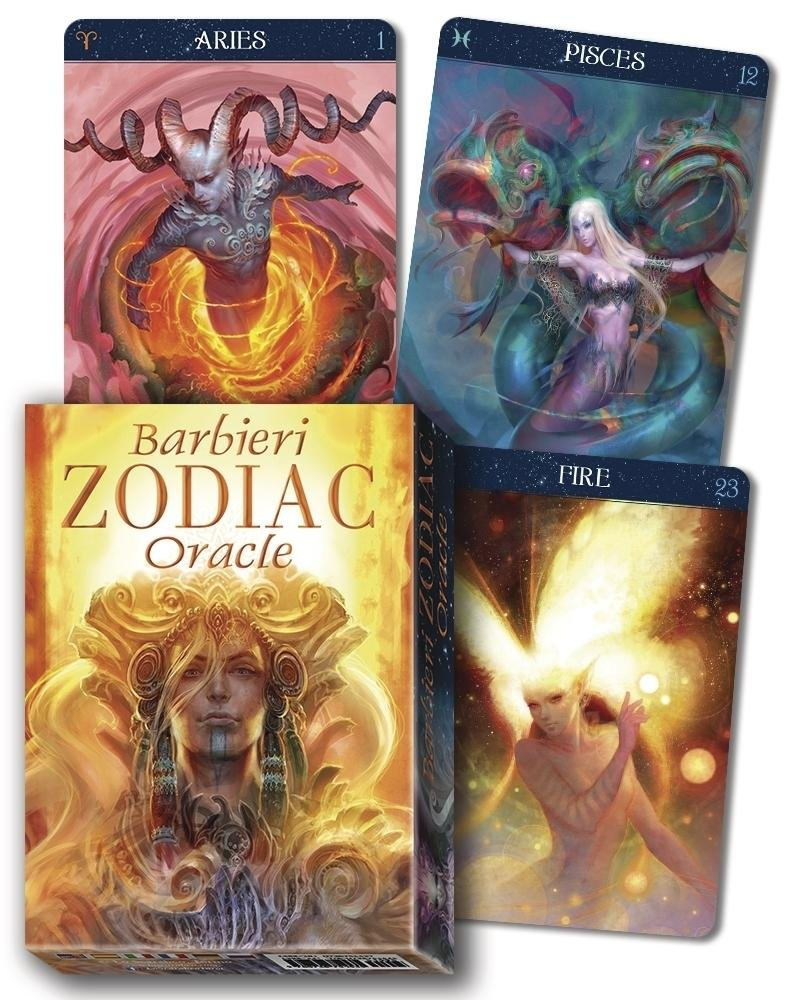 Barbieri Zodiac Oracle ebook