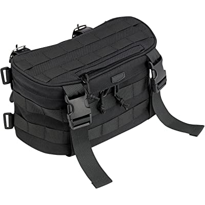 Biltwell EXFIL-7 Bag (Black): Automotive