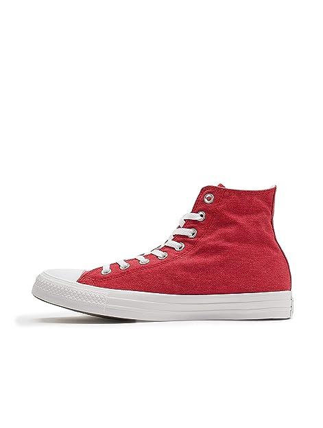 3b3266d7 Converse CTAS Hi Barely Rose, Zapatillas Altas Unisex Adulto: Amazon.es:  Zapatos y complementos