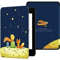 Capa para Kindle Paperwhite (aparelho à prova d`água) - rígida - sistema de hibernação - Pequeno Príncipe