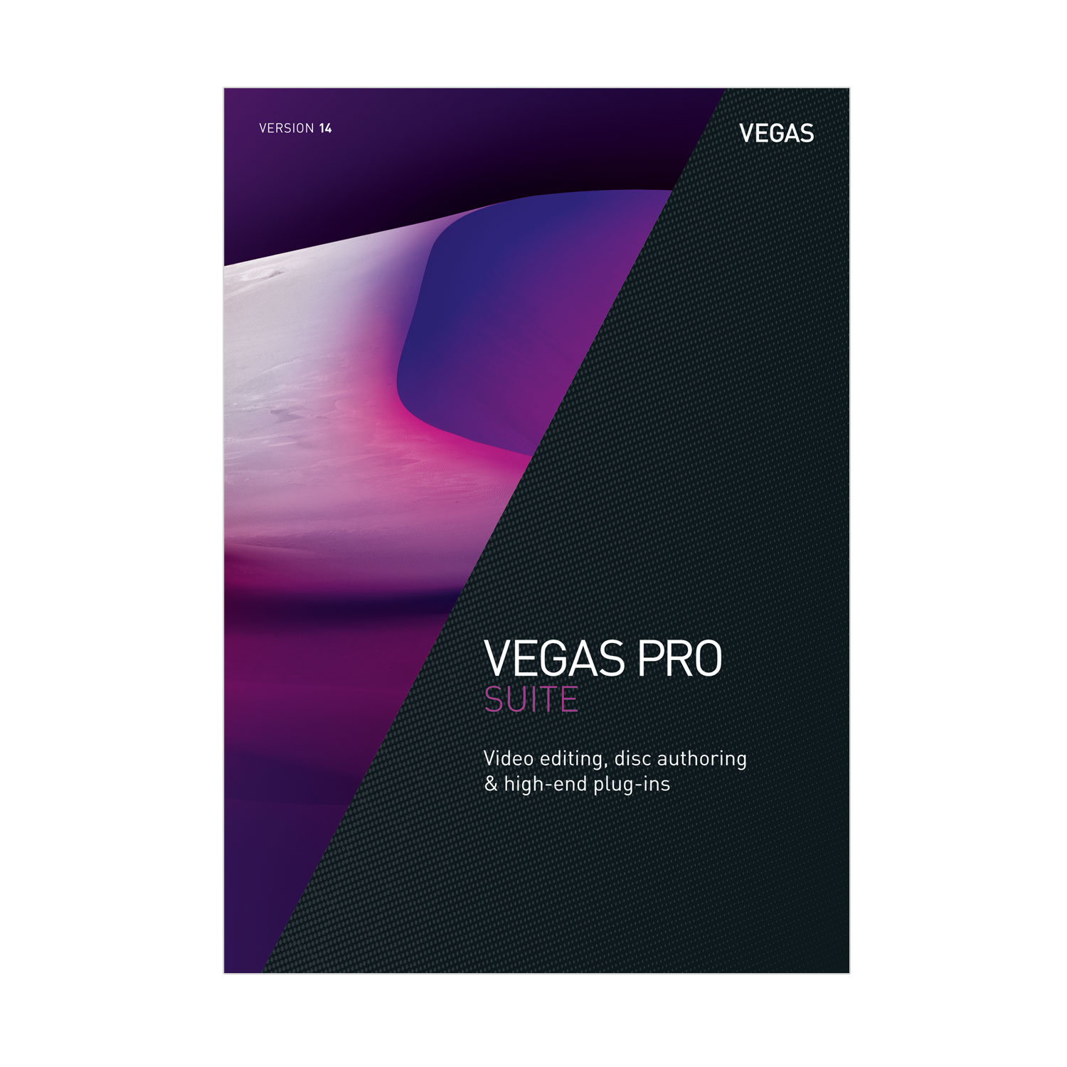 Vegas Pro 14 Suite [Download] by VEGAS Creative Software