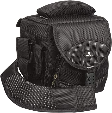 Case4Life Compacto Pro Serie Cámara reflex bolsa funda + Cubierta ...