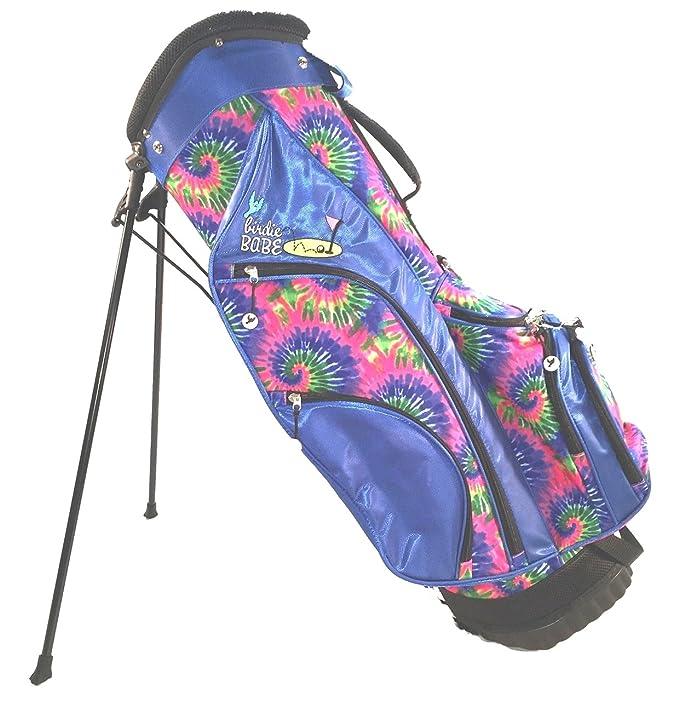 Amazon.com: Birdie Babe Womens Hybrid de bolsa de golf Kool ...