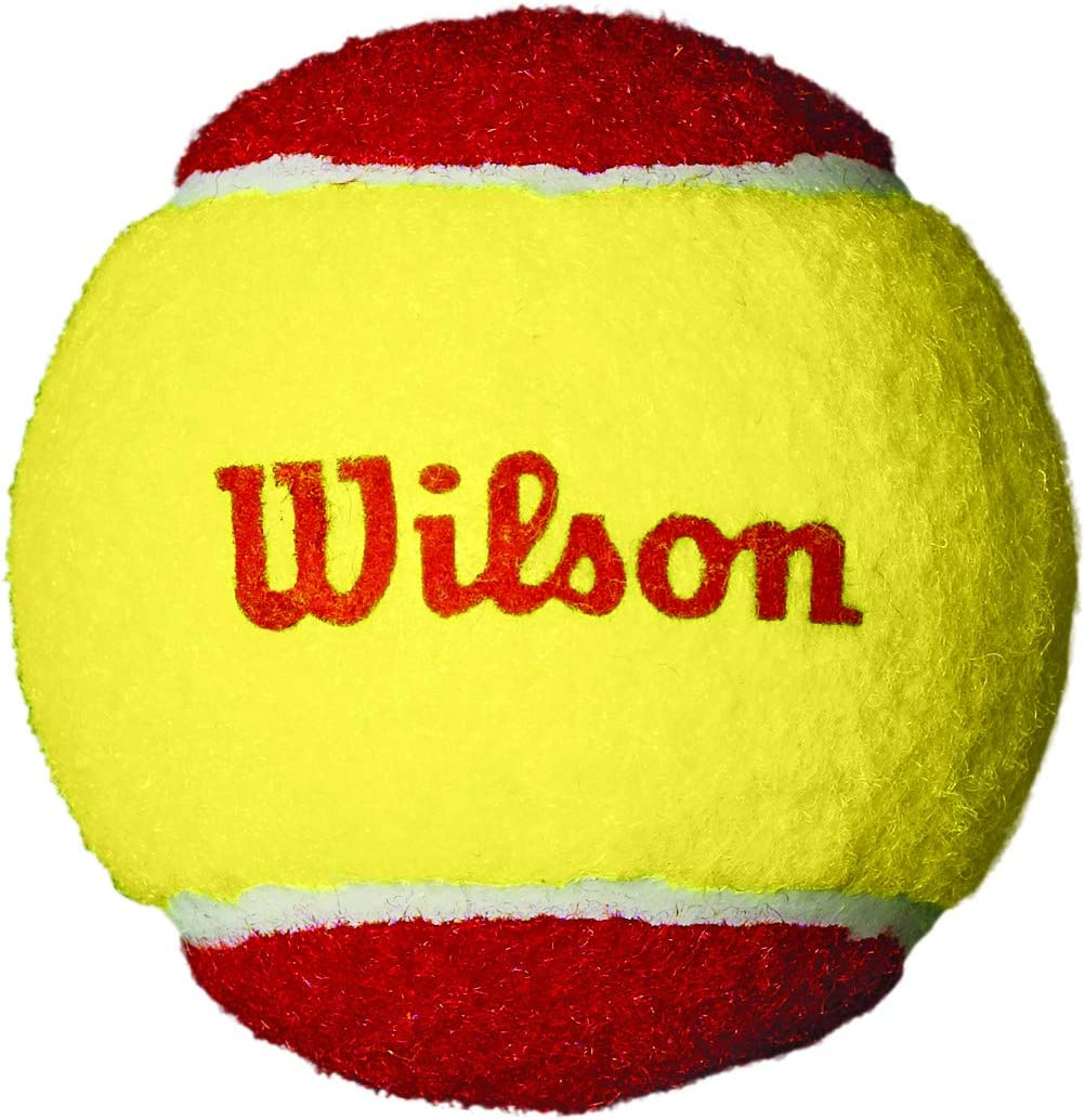 Amazon.com: Wilson Starter - Pelotas de tenis: Sports & Outdoors