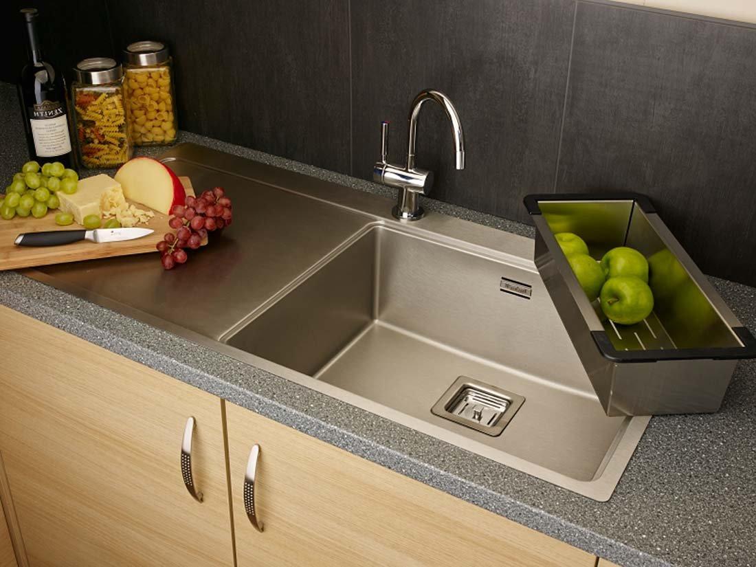 100 cm x 51 cm Küchenspüle: Amazon.de: Küche & Haushalt