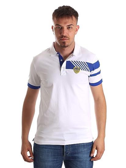 Emporio Armani Ea7 3GPF68 PJ20Z Polo Hombre Blanco 3XL: Amazon.es ...