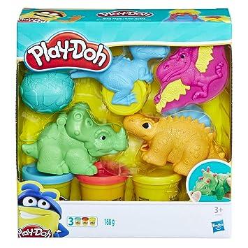 Play-Doh- Dino para Amasar, Multicolor, única (Hasbro E1953EU4 ...