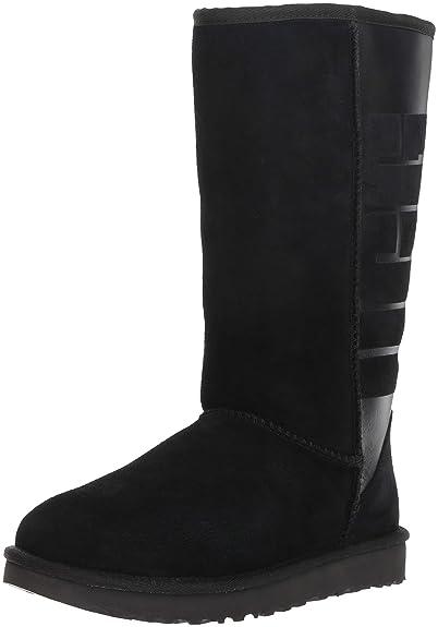 864f6669b8c UGG Women's W Classic Tall Rubber Fashion Boot