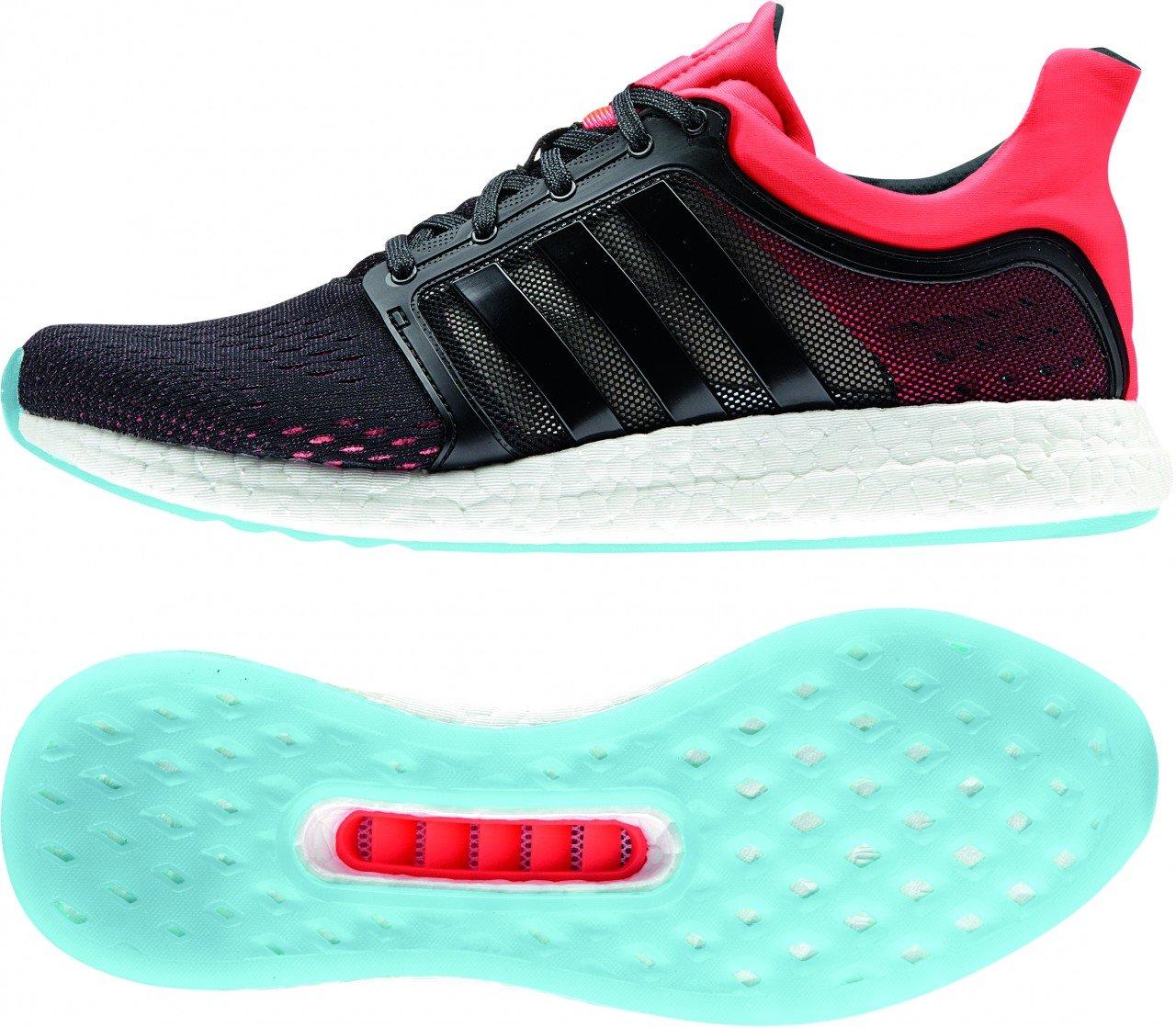 Adidas Adidas Adidas Climachill Rocket Boost Damen Laufschuh schwarz 973387