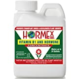 Hormex Vitamin B1 Rooting Hormone Concentrate | Prevents Transplant Shock | Accelerates Growth | Stimulates Roots | for All P