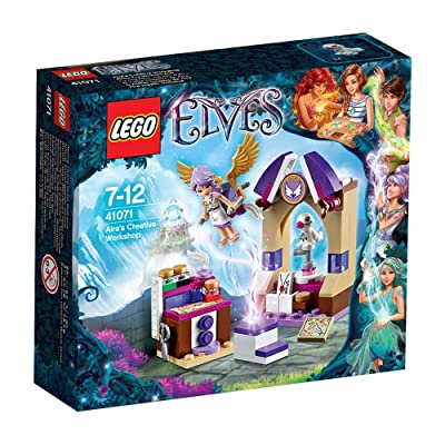 LEGO Elves Airas Creative Workshop (41071) 98 PCS: Toys & Games
