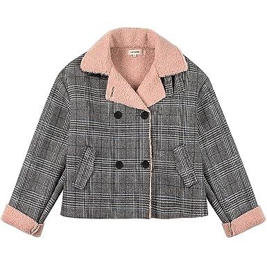 Amazon.com: Winter coat mix and match short jacket women ...