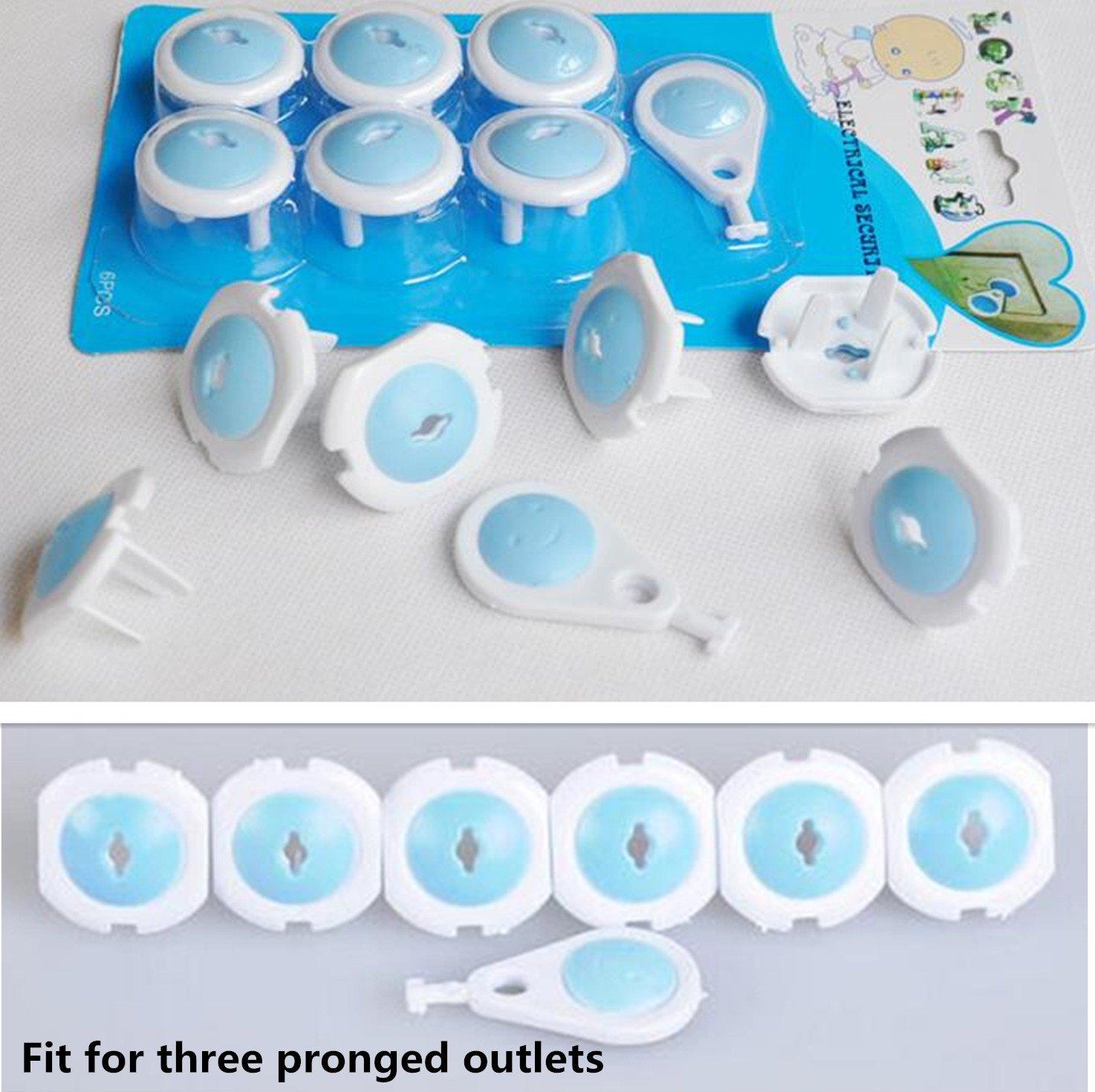 Amazon.com: Outlet cubre, a prueba de bebés ReachTop Kit de ...