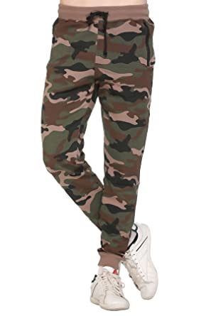 cdca5a584e931 HARBOR N BAY Men's Camouflage/Military/Army Print Track Pant(OS-318Army-2XL,  XX-Large): Amazon.in: Clothing & Accessories