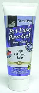 Nutri-Vet Pet Ease Paw Gel for Cats