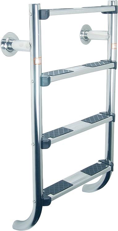 Astralpool escalera para piscina modelo Partenza – Parte inferione – Escalera de 5 peldaños acero AISI 316 – 01459: Amazon.es: Jardín