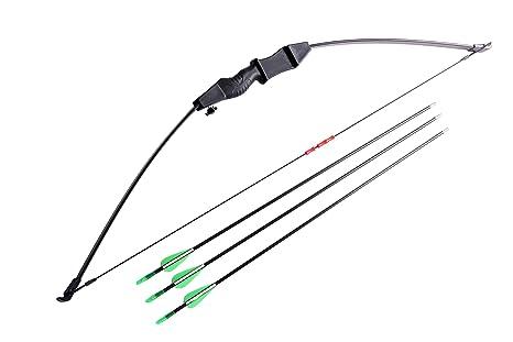 amazon com flyarchery archery bow and arrow set recurve bow