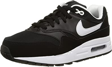 Nike Air Max 90 Ns Se Gs, Sneakers Basses Mixte Enfant, Noir