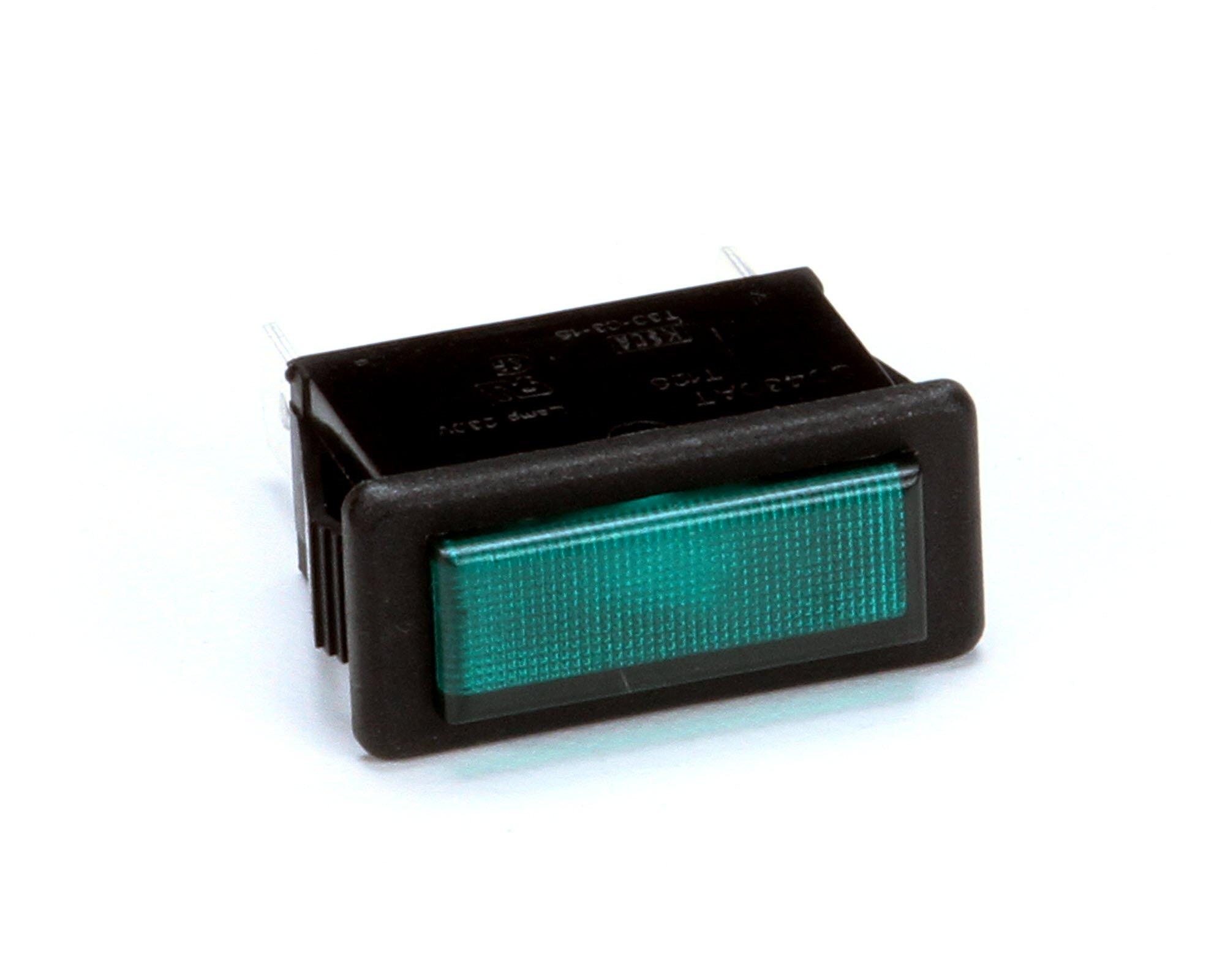 Carter Hoffmann 18601-1185 Indicator Lamp, Green