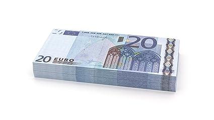 100 Cashbricks Dinero €20 De Al Juguetereducidos X 75Del Euro iTkXuwZOP