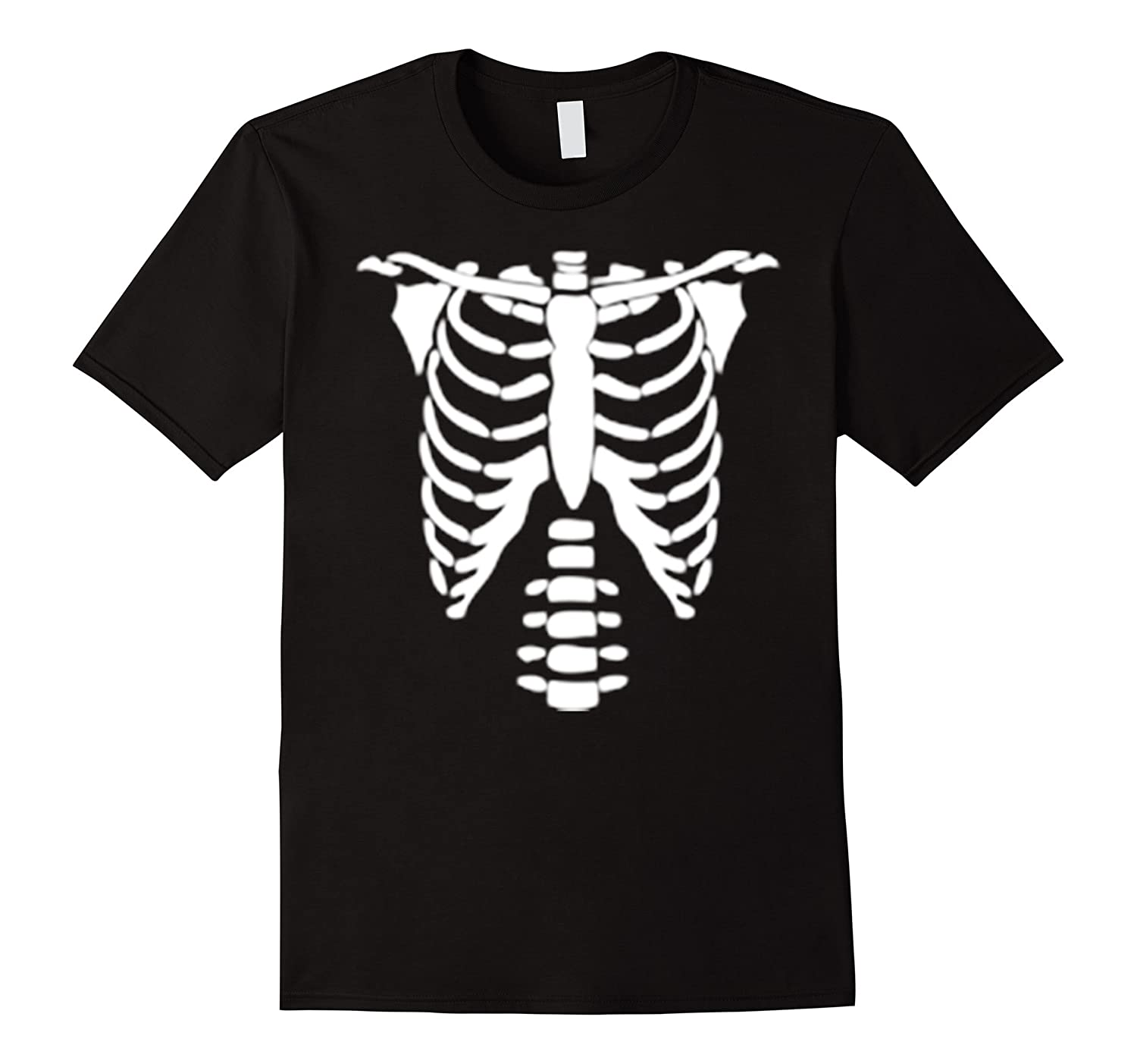 Simple Couple and Group Funny Skeleton Bone Halloween Shirt-FL