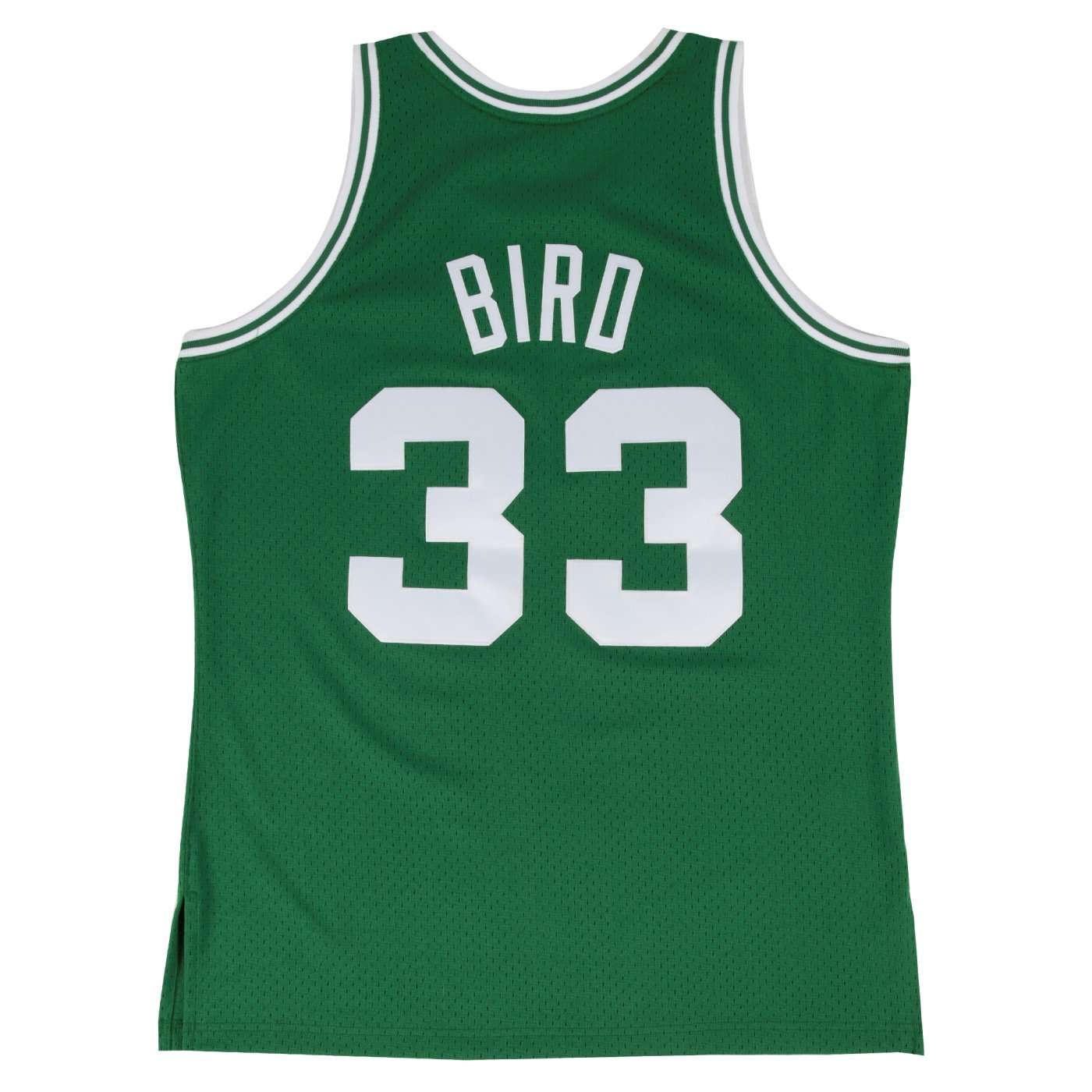 34efb0e433a Amazon.com : Larry Bird Boston Celtics Mitchell and Ness Men's Green  Throwback Jesey : Sports & Outdoors