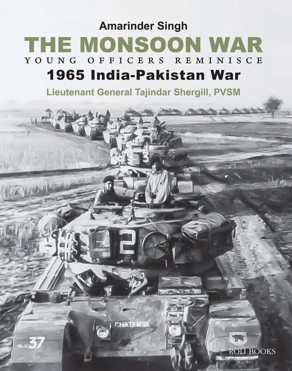 Buy The Monsoon War: Young Officers Reminisce - 1965 India