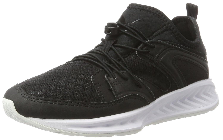 Blaze Ignite Plus Breathe, Sneakers Basses Mixte Adulte, Beige (Oatmeal-Oatmeal White 02), 44.5 EUPuma