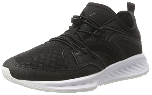 Unisex Adults Blaze Low-Top Sneakers, Black Puma