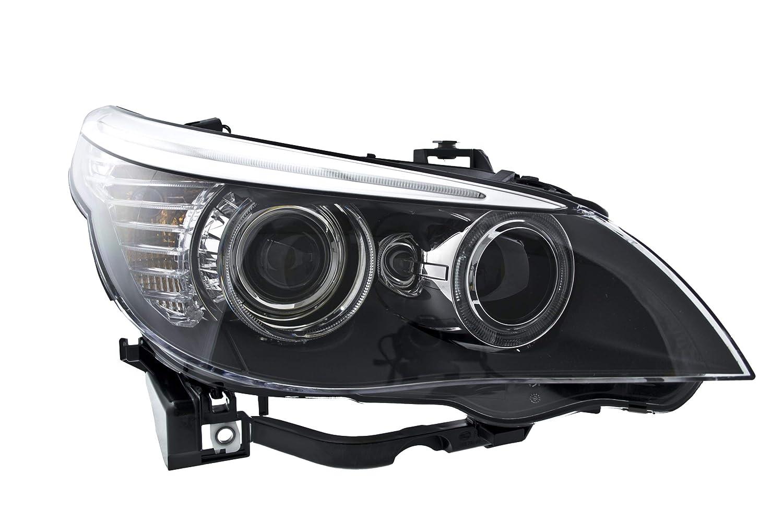 Rechts Ohne Kurvenlicht mit Gl/ühlampen HELLA 1EL 164 912-001 Bi-Xenon Hauptscheinwerfer
