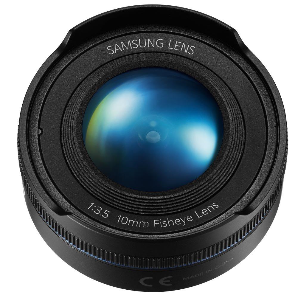 Samsung NX 10mm Fish Eye Camera Lens (Black) by Samsung (Image #6)