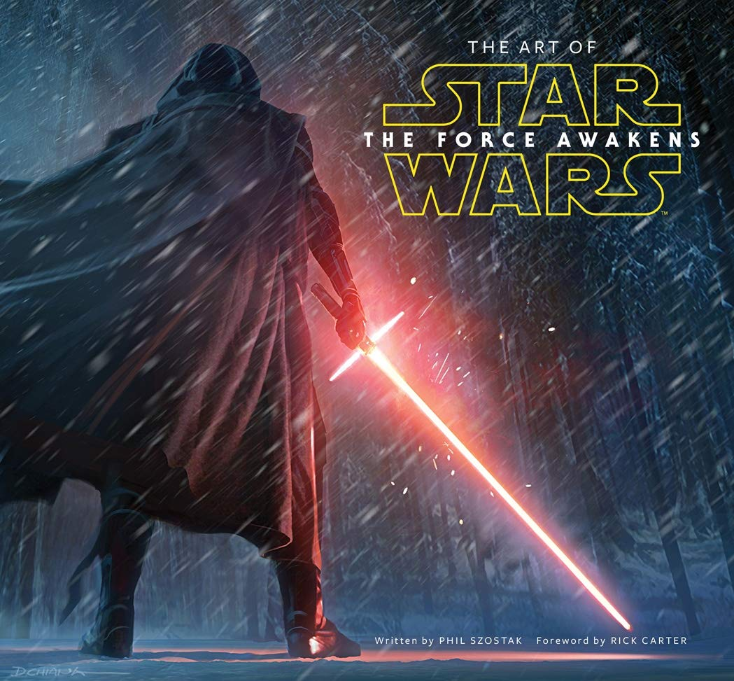 The Art Of Star Wars The Force Awakens Szostak Phil Lucas Film Ltd Tm 9781419717802 Amazon Com Books