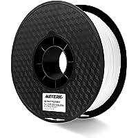 Filament d'imprimante 3D Meterk® PLA Matériel/1.75mm/1KG (Blanc)