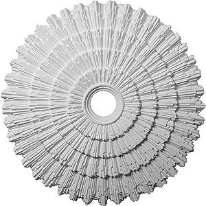 Ekena Millwork CM24EN Eryn Ceiling Medallion, 24 3/4