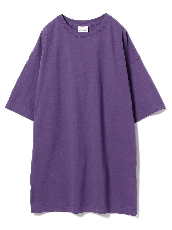 (レイビームス) Ray BEAMS/Tシャツ バック シーム ビッグ Tシャツ レディス B07D5NGL4H One Size|パープル パープル One Size