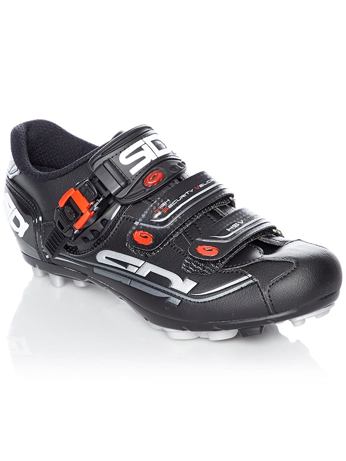 Zapatillas MTB Sidi Dominator 7 Fit Negro-Negro: Amazon.es: Zapatos y complementos