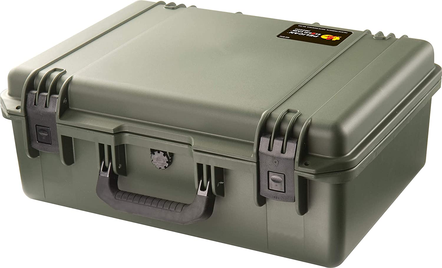 Pelican Storm IM2600-20000 Case Without Foam, Yellow