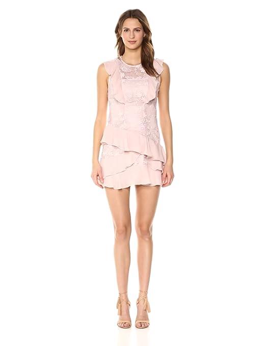 Gabriel Dress in Blush. - size 2 (also in 0,4,6) Parker