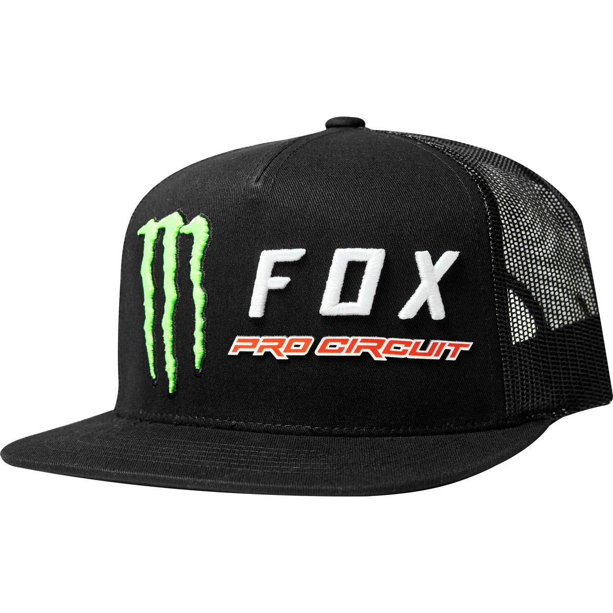 e599781f7f7 Amazon.com  Fox Racing Men s Monster PC Snapback Adjustable Hats