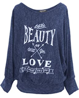 T-Shirt//Top//Camiseta para el Verano Emma /& Giovanni Mujer
