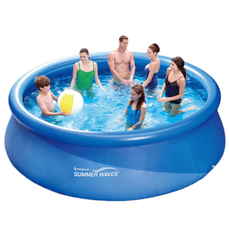 Per piscine con un o altro formato originale.