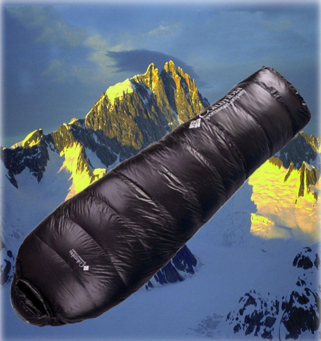 Hemaodi Outdoor-Camping-Ultra-light wasserdichtes warmes Schlaf unten Beutel 5 Farben