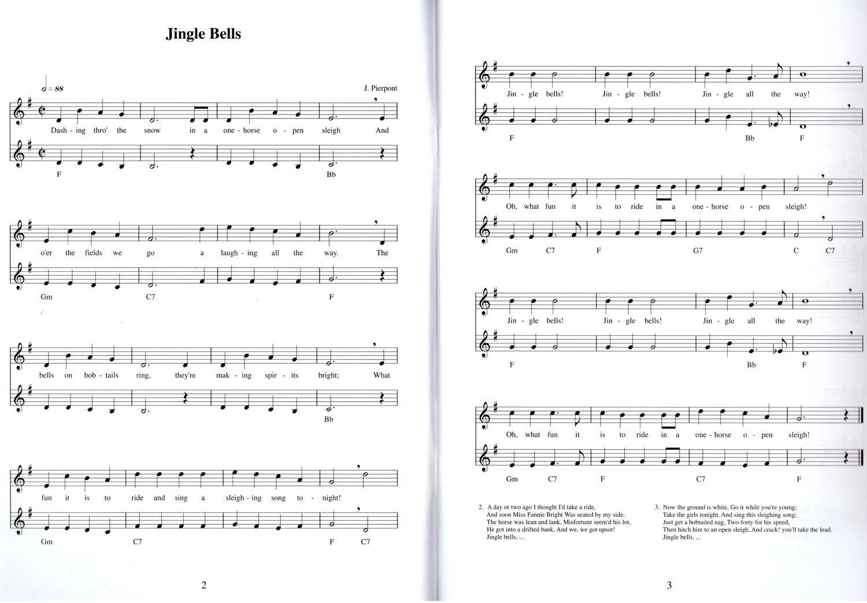 Weihnachtslieder aus aller Welt Ausgabe für Trompete - Die ...