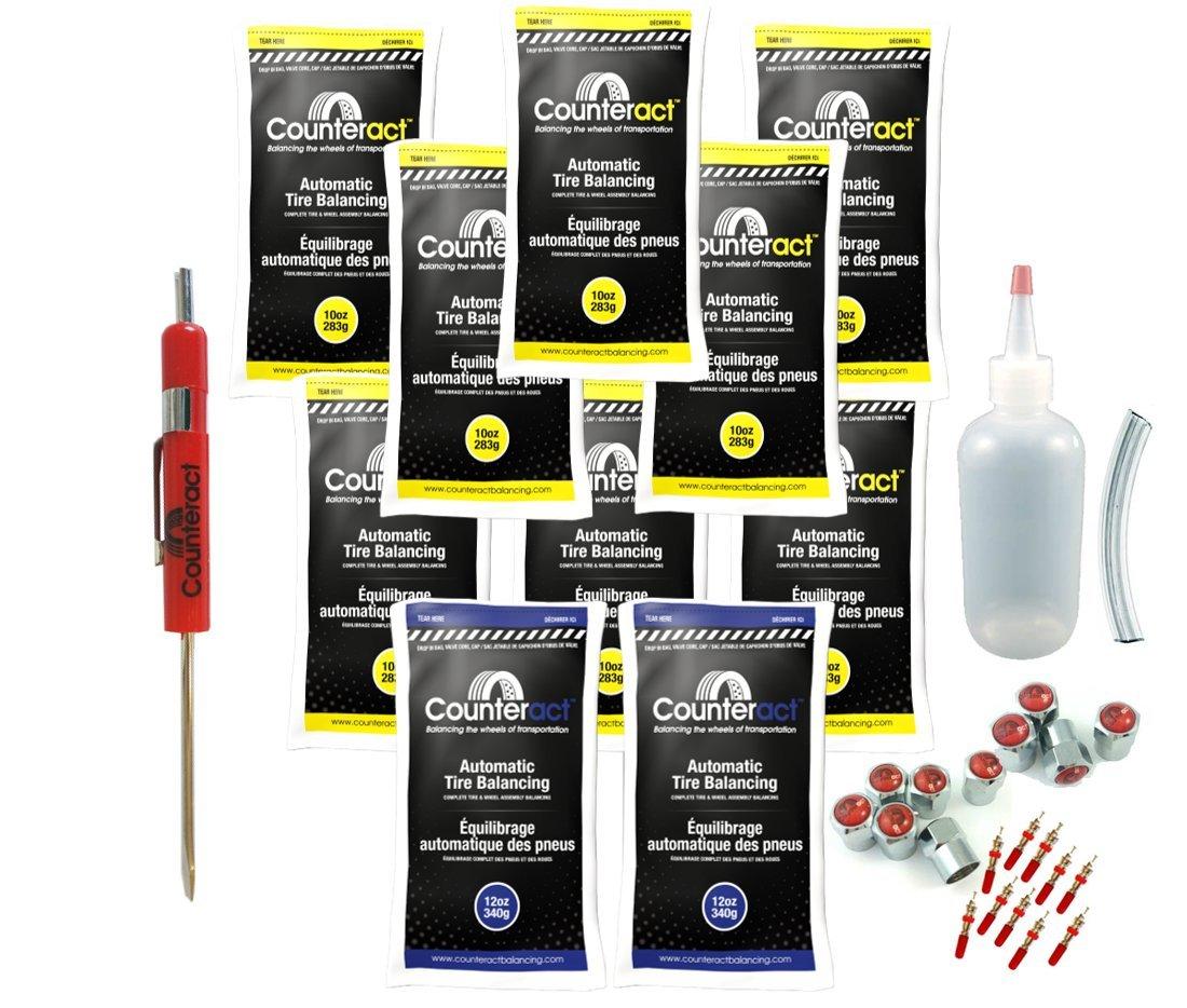 DIYK-1012 Counteract Balancing Beads Semi Kit - 10oz&12oz DIY Kit (116oz)