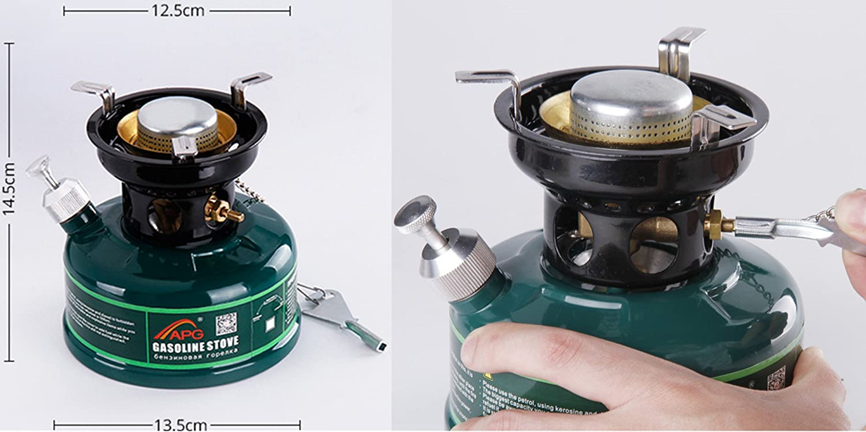APG - Quemador de Aceite para Estufa de Gasolina para Camping ...