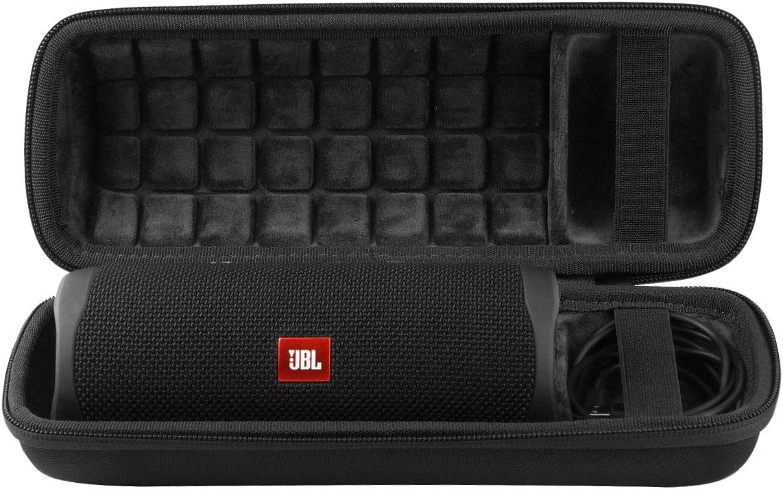 CO2CREA Hard Travel Case For JBL Flip 4 Waterproof Portable Bluetooth Speaker
