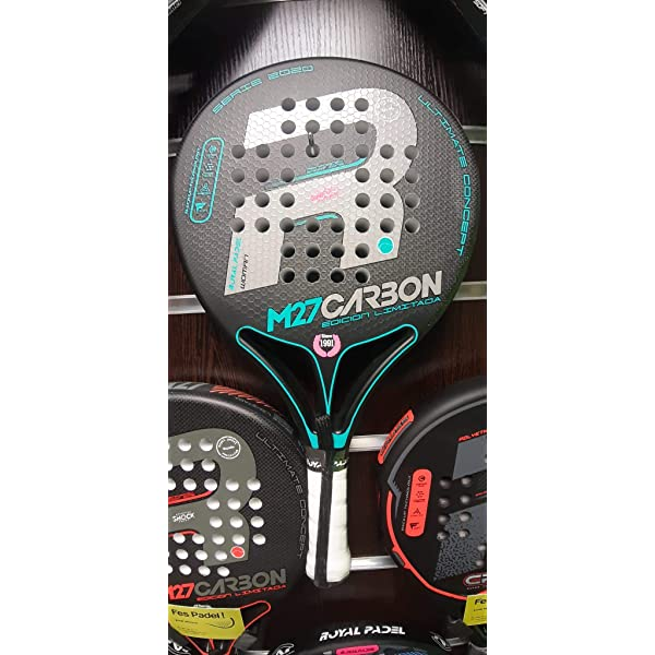 Royal Padel m27 Women 2020 Pala Padel: Amazon.es: Deportes y aire ...