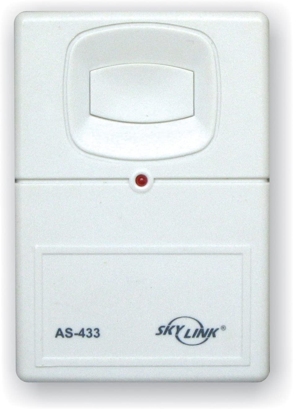 Easy to Install DIY Accessory for SC Series Systems Affordable Skylink AS-433W Audio Alarm Alert Security Detection Safety System for your Smoke or Carbon Monoxide Alarm