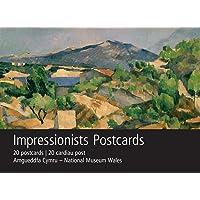 Impressionist Postcard Pack