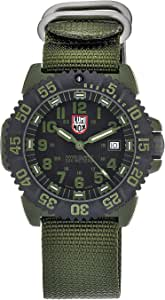Luminox Men's 3042 Quartz Black Dial Interchangeable Band Watch